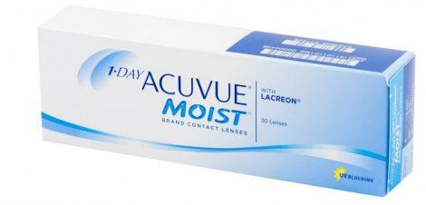 1 Day Acuvue Moist (30 lenzen)