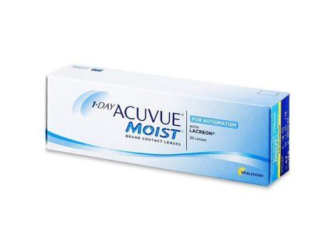 1 Day Acuvue Moist for Astigmatism (30 lenzen)