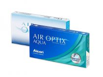 Air Optix Aqua (6 lenzen)