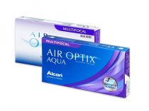 Air Optix Aqua Multifocal (6 lenzen)
