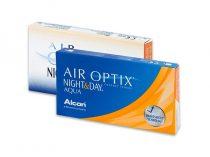 Air Optix Night & Day Aqua (6 lenzen)