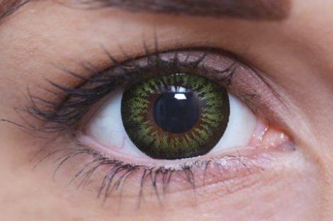 ColourVUE BigEyes Party Green (x2)